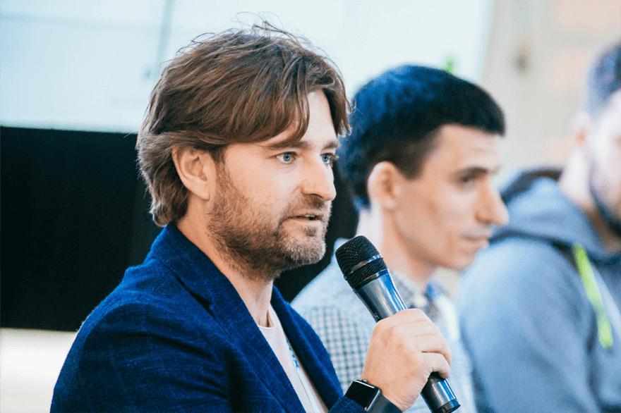 Максим Скляренко, Busfor