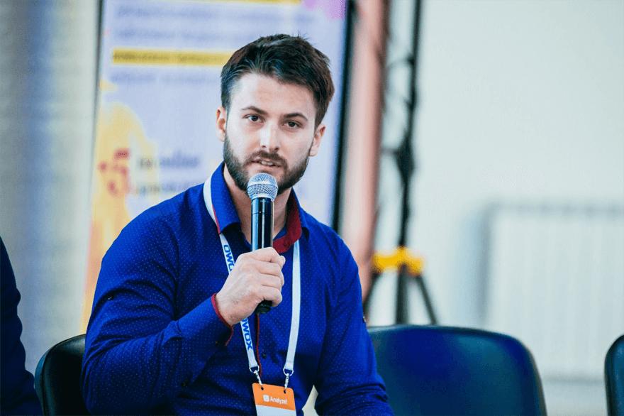 Максим Зубенко, Компьютерная Академия ШАГ